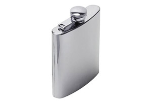 GSI Glacier Stainless Flask 7 oz