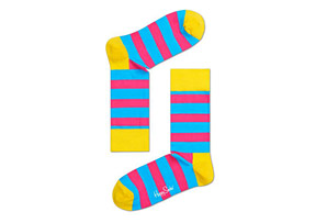 Happy Socks Stripe Socks - Unisex