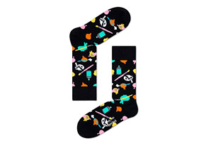 Happy Socks Snoop Dogg Painter Socks - Unisex