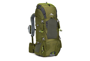 High Sierra Tech 2 Series Hawk 40L Frame Pack
