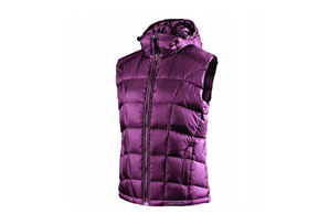 HI-TEC Hanks Canyon Hooded Vest - Womens