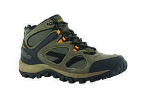 HI-TEC Globetrotter Mid WP Boot - Mens