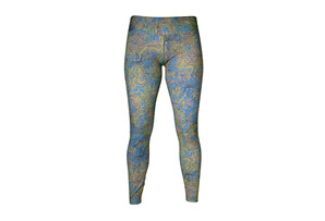 Hot Chillys MTF Sub Print Tight - Women's