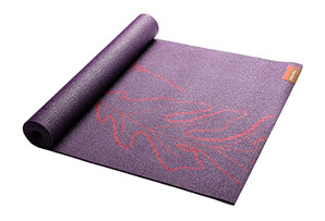 Hugger Mugger Gallery Collection 3mm Yoga Mat