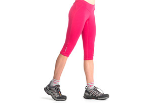Icbreaker Rush 3Q Tights - Womens
