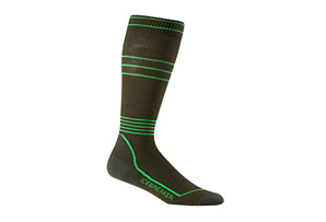 Icebreaker Ski+ Light Cushion Compression OTC Socks