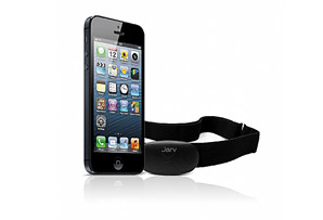 Jarv Bluetooth® 4.0 Smart Heart Rate Monitor for iPhone
