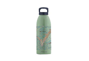 Liberty Bottleworks 24 oz. Long's Peak Edamame Topo Bottle