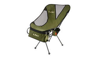 LEKI Breeze Folding Chair