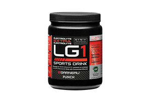 Louis Garneau LG1 Sports Drink Canister - 30 Servings