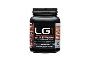 Louis Garneau LG1 Recovery Drink Canister - 12 Servings