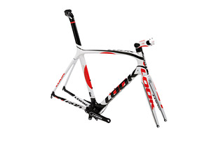Look Cycle 695 Premium Japan Flag Frameset - 2013
