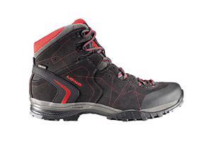 Lowa Focus GTX Mid Wide Width Shoes - Mens