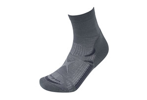 Lorpen T3 Light Hiker Shorty Socks