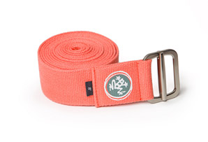 Manduka Cotton Yoga Strap - 8 Foot
