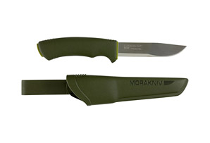 Morakniv Bushcraft Forest Knife