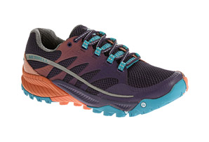 Merrell Allout Charge Trail Running Shoes - Women's