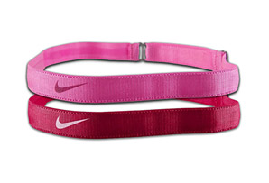 Nike Adjustable Headband - 2-Pack