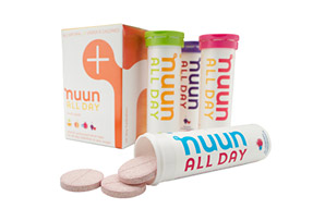 Nuun All Day Variety Pack - Box of 4 Tubes
