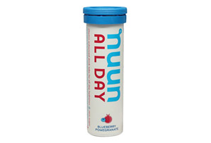 Nuun All Day Blueberry Pomegranate Tabs - Box of 8 Tubes