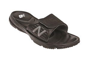 New Balance Plush Slides (Wide-4E) - Men's
