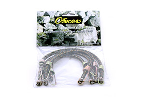Outbound Bungee Cords 4 Pack - 8
