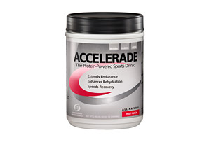 PHL Accelerade Fruit Punch Canister - 30 Servings