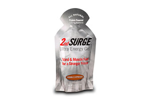 PHL 2nd Surge Double Expresso Energy Gel - Box of 6