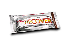 PHL Chocolate Peanut Butter Accel Recover Bars - Box of 12