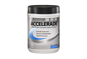 PHL Mountain Berry Accelerade Canister - 30 Servings