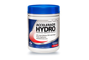 PHL Fruit Punch Accelerade Hydro Canister - 50 Servings