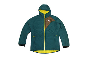 Puma Hooded Primaloft Jacket - Mens
