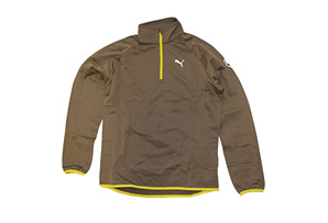 Puma Trail 1/4 Zip - Mens