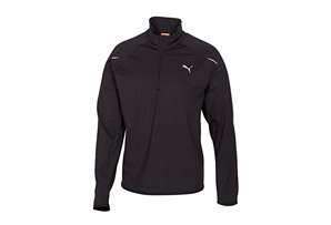 Puma 1/2 Zip Race LS - Mens