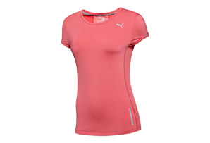 Puma Pure Fitted Short Sleeve Tee - Womens