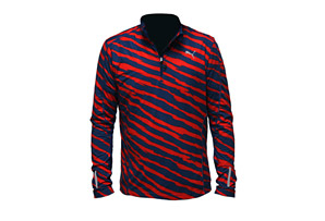 Puma Graphic 1/2 Zip - Mens