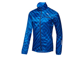Puma PR Graphic Lightweight Jacket - Mens
