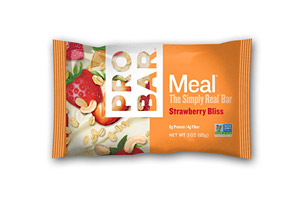 PROBAR Strawberry Bliss Meal Bars - Box of 12