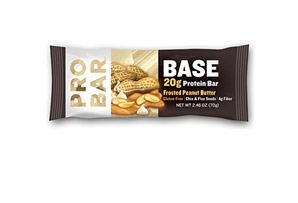 PROBAR Frosted Peanut Butter Base Bars - Box of 12