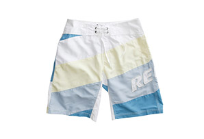 REEF Isla De Stripes Boardshort - Mens