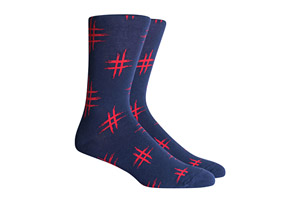 Richer Poorer Gambler Socks - Men's