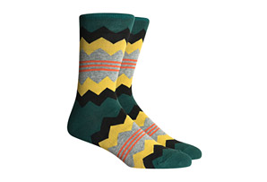 Richer Poorer Honcho Socks - Men's