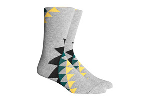 Richer Poorer Mountaineer Socks - Men's