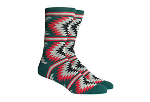 Richer Poorer Outrider Socks - Men's