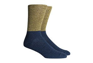 Richer Poorer Troubadour Socks - Men's