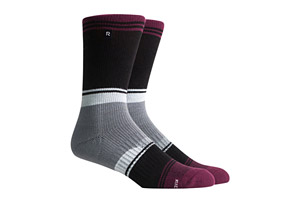 Richer Poorer Expressionist Socks - Men's
