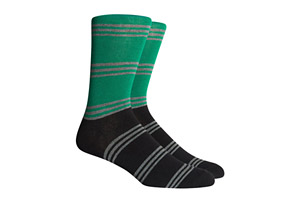 Richer Poorer Jim Brown Socks - Men's