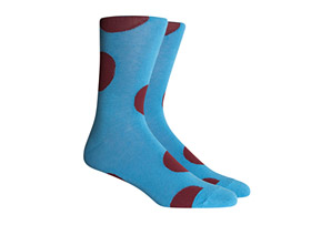 Richer Poorer Herald Socks - Men's