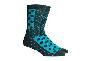 Richer Poorer Spotter Socks - Men's