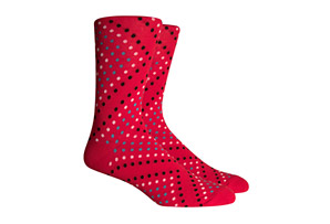 Richer Poorer Champ Socks  - Men's
